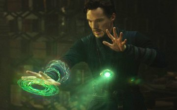 MOVIE REVIEW: Doctor Strange Is Only Smoke And Mirrors