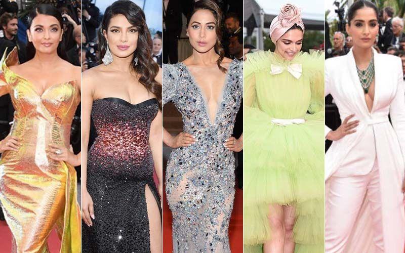 BEST DRESSED & WORST DRESSED At Cannes 2019: Aishwarya Rai Bachchan, Priyanka Chopra, Hina Khan, Deepika Padukone Or Sonam Kapoor?