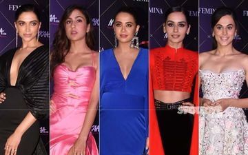 BEST DRESSED & WORST DRESSED At Femina Beauty Awards 2019: Deepika Padukone, Sara Ali Khan, Surveen Chawla, Manushi Chhilar Or Taapsee Pannu?