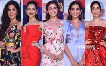 BEST DRESSED & WORST DRESSED At Zee Cine Awards 2019: Katrina Kaif, Deepika Padukone, Alia Bhatt, Sonam Kapoor Or Janhvi Kapoor?