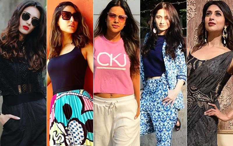 BEST DRESSED & WORST DRESSED Of The Week: Erica Fernandes, Hina Khan, Nia Sharma, Sanjeeda Shaikh Or Divyanka Tripathi?