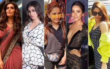 BEST DRESSED & WORST DRESSED Of The Week: Karishma Tanna, Mouni Roy, Bhumika Gurung, Asha Negi Or Aamna Sharif?