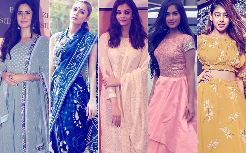 BEST DRESSED & WORST DRESSED Of The Week: Katrina Kaif, Erica Fernandes, Aishwarya Rai, Jannat Zubair Or Niti Taylor?