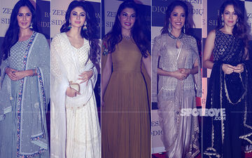 BEST DRESSED & WORST DRESSED At Baba Siddique's Iftar Party: Katrina Kaif, Mouni Roy, Jacqueline Fernandez, Nushrat Bharucha Or Waluscha De Sousa?