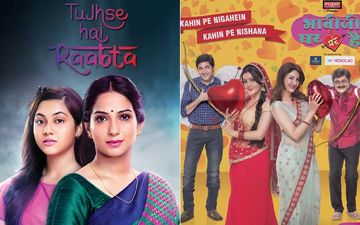 TV Shows Propagating BJP Controversy: EC Issues Show Cause Notices To Bhabi Ji Ghar Par Hain & Tujhse Hai Raabta Makers