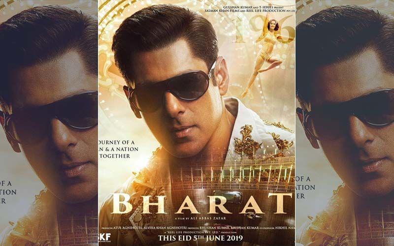 Bharat New Poster: Salman Khan Flaunts His 90s 'Jawaani'; Disha Patani Rocks As A Trapeze Artiste