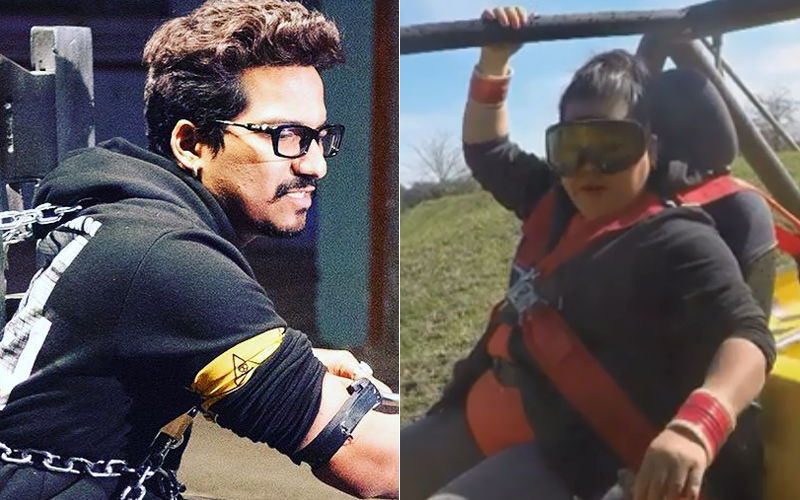 Khatron Ke Khiladi 9 Contestants Bharti Singh And Haarsh Limbachiyaa Can't Get Enough Of 'Khatra'; Here's What They Plan To Do Next