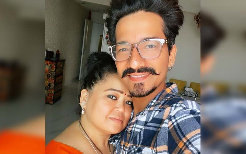Bharti Singh Has A Befitting Reply For Trolls Who Feel Haarsh Limbachiyaa Has Used Her To Get Fame