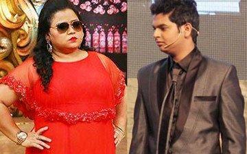 Bharti Singh Slaps Back Comedian Siddharth Sagar!