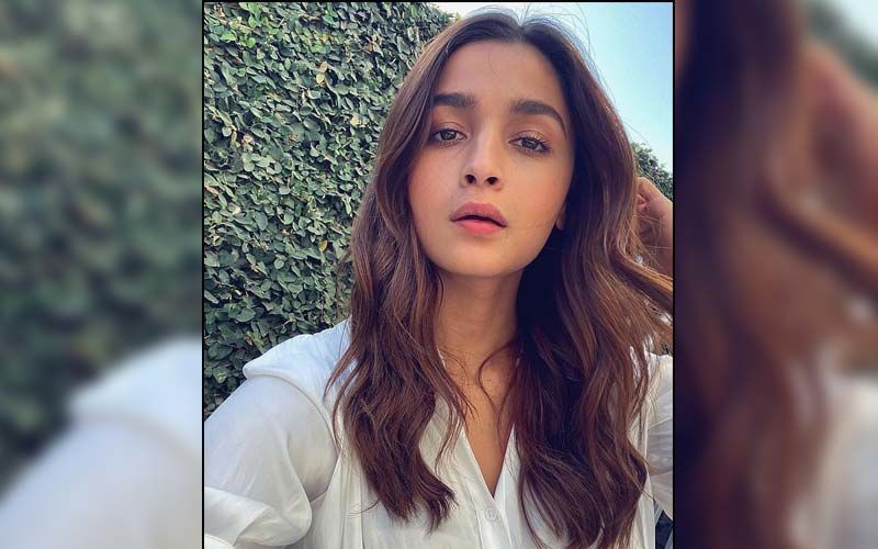Alia Bhatt's Outfit From Her Friend's Jaipur Wedding Is Worth THIS Whopping Amount; The Orange Lehenga's Price Tag Could Sponsor A Short Trip