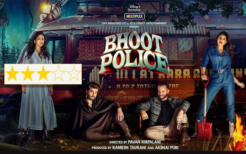 Bhoot Police Review: Saif Ali Khan And Arjun Kapoor's Bang-On Chemistry Adds Flavour To The Story