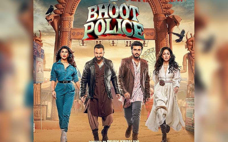 Bhoot Police Trailer Review: Saif Ali Khan And Arjun Kapoor's Escapade As Quirky Tantriks Will Leave You In Splits