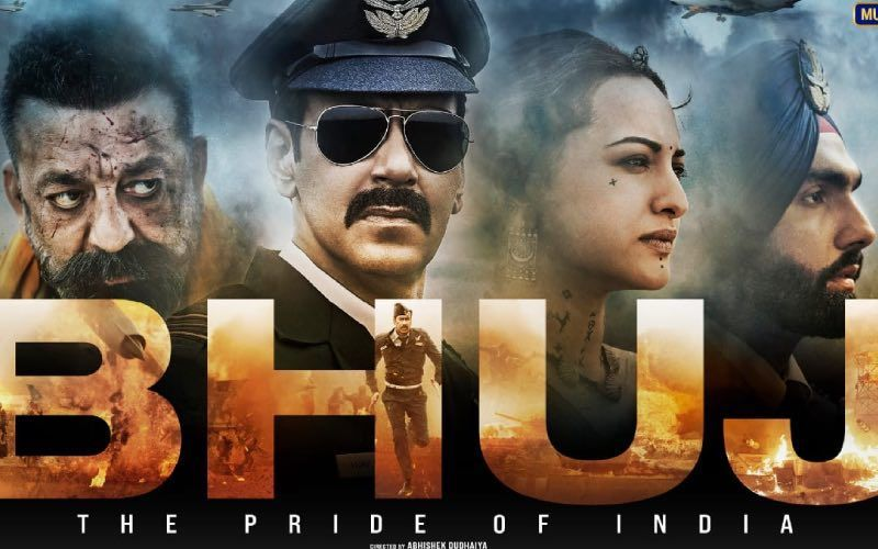 Bhuj The Pride Of India Teaser Out: Ajay Devgn Steals The Show; Sonakshi Sinha, Sanjay Dutt And Nora Fatehi Make An Appearance