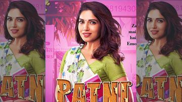 Pati Patni Aur Woh Bhumi Pednekar First Look: Vedhika Is The Perfect Wifey Material But Is Rather High Maintenance