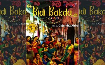 Bidi Bakda: Gajendra Ahire's 50th Just Got Fabulous With The Poster Launch Of His 50th Film