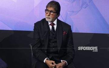 Kaun Banega Crorepati 12: Amitabh Bachchan Is Back At Work With 'A Sea Of Blue PPE'