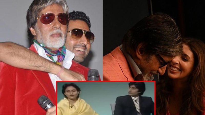 When Amitabh Bachchan Was Utterly Guilty Of Not Spending Enough Time With His Kids- Throwback Video