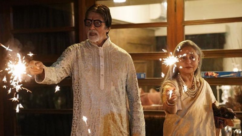 Karwa Chauth 2019: Amitabh Bachchan Shares A Pic Of His 'Better Half' Jaya Bachchan; Crops Himself Out Because He Feels 'Irrelevant'