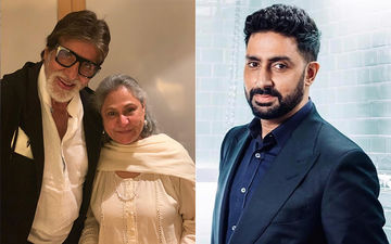 Amitabh-Jaya Bachchan's 46th Wedding Anniversary: Abhishek Posts A Sweet Wish For Parents
