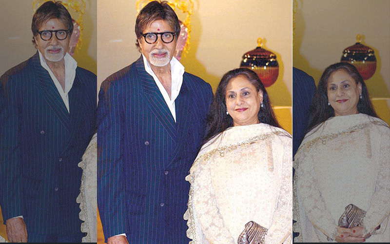 Amitabh Bachchan-Jaya Bachchan Got Married Because Of A Celebratory  London Holiday, Full Story Inside
