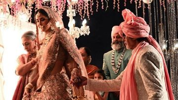 Amitabh Bachchan, Jaya Bachchan Turn Parents For Bride Katrina Kaif; Big B Is Elated To Work With THESE South Superstars – PICS