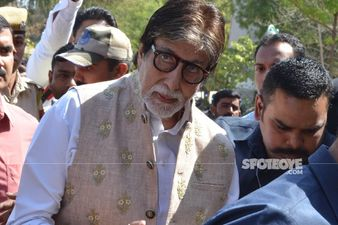 Amitabh Bachchan NOT Hospitalised; Reports Claiming Megastar Has Been In Nanavati Since Saturday Are Untrue
