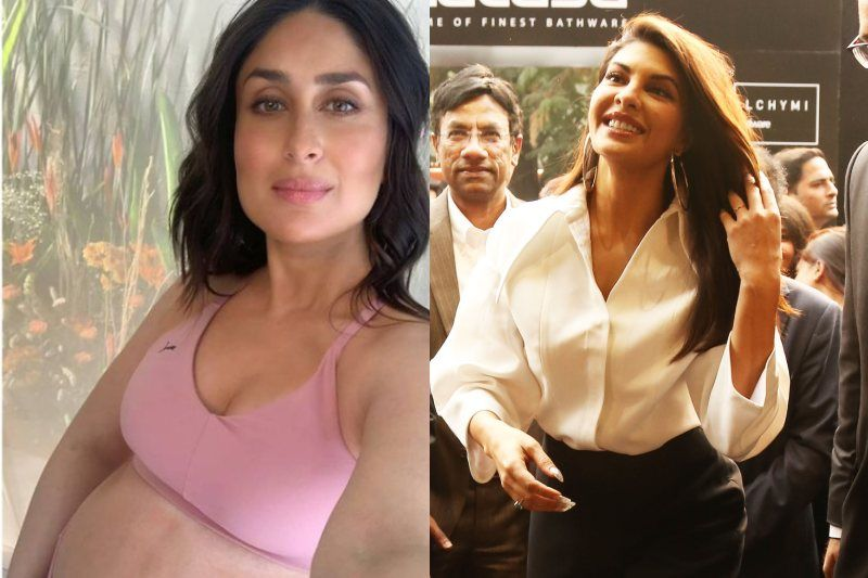 After Flaunting Her Bare Baby Bump, Preggers Kareena Kapoor Khan Wants THIS From Jacqueline Fernandes Once She Is Done Being Pregnant