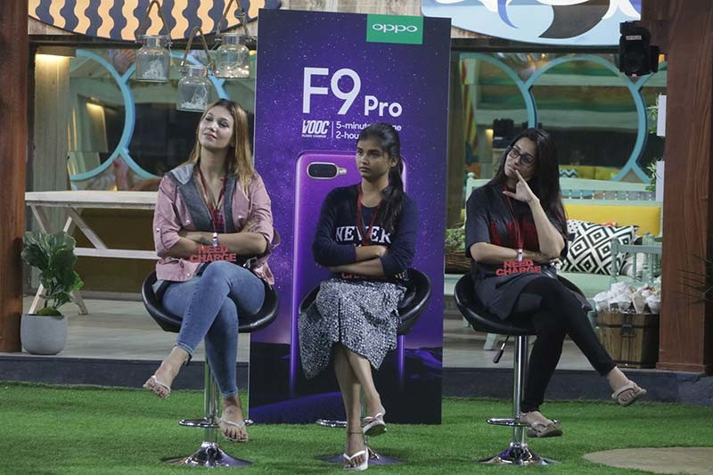 Bigg Boss 12 Day 26 Oppo Flash Charge Task