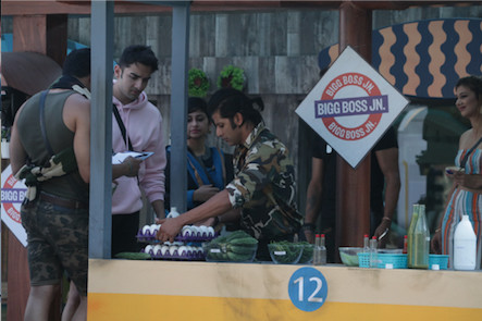 Bigg Boss Luxury Task 1