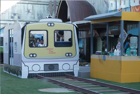 Bigg Boss Luxury Task 2