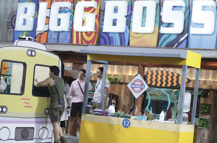 Bigg Boss Luxury Task 3