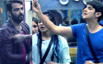 Bigg Boss 10, Day 3: Manoj Punjabi And Rohan Mehra Get Into A Big Fight