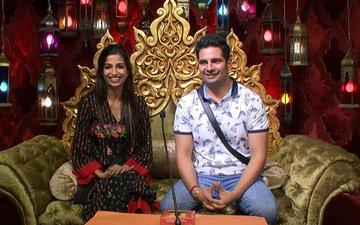Bigg Boss 10, Day 4: Karan Mehra And Priyanka Jagga Keep Karva Chauth Fast For Their Spouses, Mona Lisa and Om Swamiji Jailed