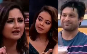 Bigg Boss 13 Dec 30 2019 SPOILER ALERT: Devoleena Marks Return - Flirts With Sidharth; Grills Rashami Over Arhaan