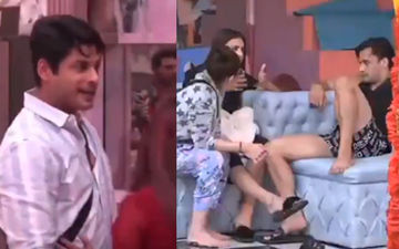 Bigg Boss 13: Asim Riaz, Shefali Jariwala, Himanshi Khurana Leave Sidharth Shukla's Pack To Form A New Team?
