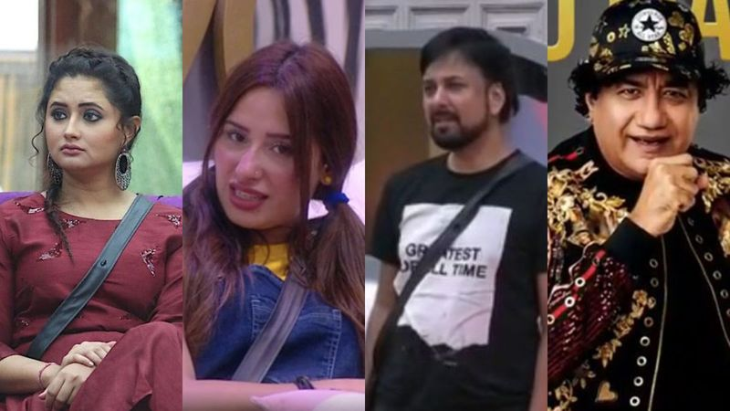 Bigg Boss 13 SPOILER Alert Day 21: Rashami Desai And Mahira Sharma Escape Evictions; Doors Close On THIS Male Contestant