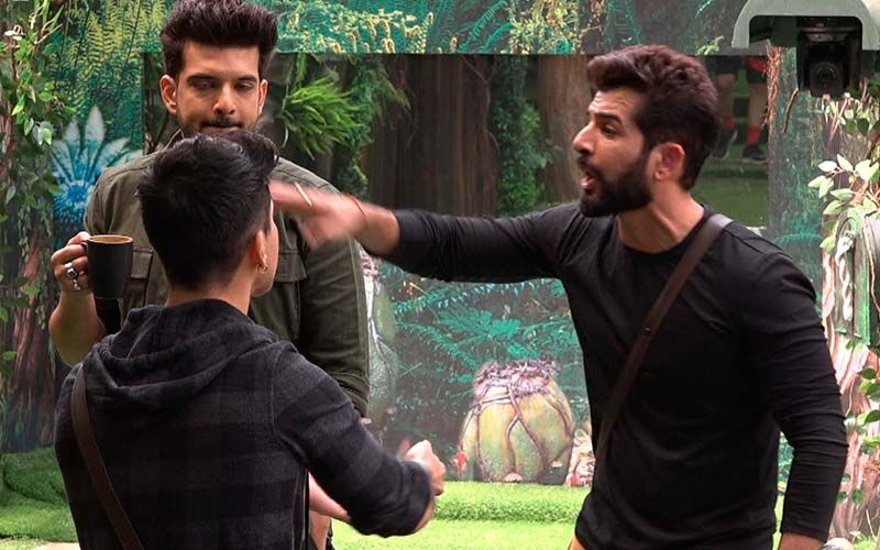 Bigg Boss 15: Jay Bhanushali And Pratik Sehajpal Begin Their Dangal While Other Contestants Have Some Mangal