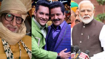Aditya Narayan And Shweta Agarwal's Wedding: PM Narendra Modi And Amitabh Bachchan Invited To Attend Reception, Reveals Father Udit Narayan
