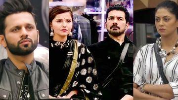 Bigg Boss 14: Kavita Kaushik And Rahul Vaidya Cannot Buy Rubina Dilaik's Sob Divorce Story; Jasmin Bhasin Raises Question 'They Were On A Holiday'