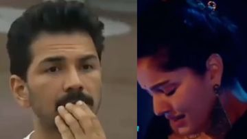Bigg Boss 14: Rubina Dilaik Breaks Down While Revealing Abhinav Shukla And She Were Going To Get Divorced; Shukla Is Moved To Tears