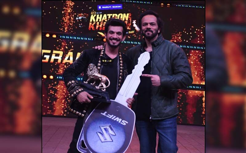 Khatron Ke Khiladi 11 Winner Arjun Bijlani On Bagging The Trophy: 'It's Always Good To Be An Underdog'