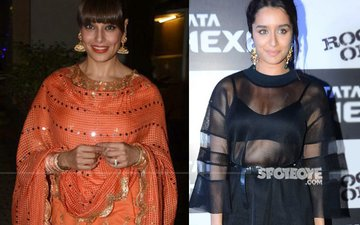 Disasters Of The Day: Bipasha Basu And Shraddha Kapoor Dress To Kill, Literally!