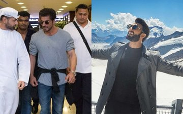 Bollywood's Energy Balls-Shah Rukh Khan, Ranveer Singh Are On A 'Touristy' Ride!