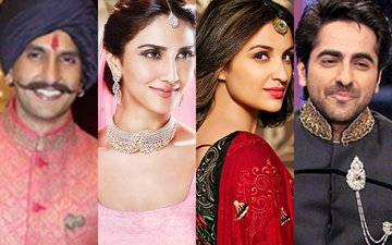 DIWALI SPECIAL: Bollywood Celebs - Ranveer, Parineeti, Vaani - Share Their Fondest Diwali Memories!