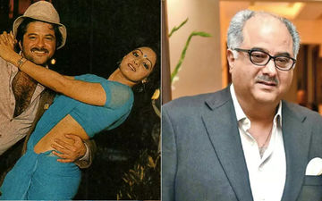 Boney Kapoor Is More Determined To Remake Mr. India After Sridevi's Demise