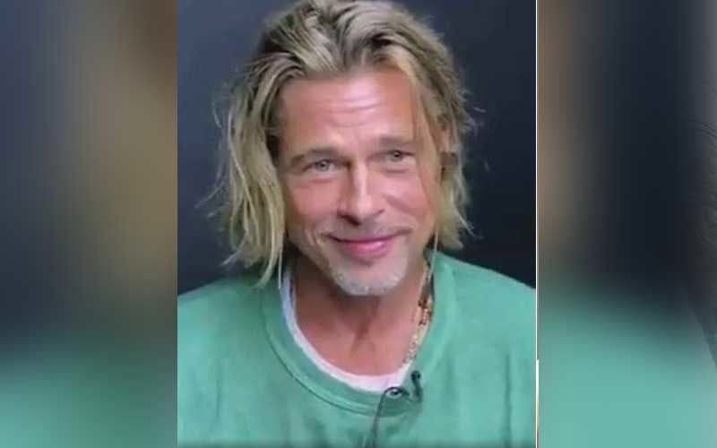 Brad Pitt Shows Off His 7 Back Tattoos As He Goes Snorkeling In Turks And Caicos