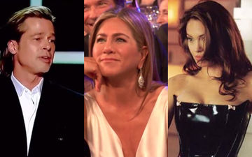 SAG Awards 2020: Brad Pitt - Jennifer Aniston's EPIC Reunion Explodes Twitter; 'Angelina Is Pulling Her Hair Out'