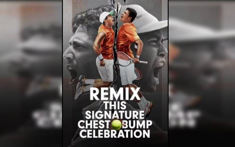 Leander Paes And Mahesh Bhupathi Reveal The Story Behind Their Iconic 'Chest Bump' Celebration in Break Point