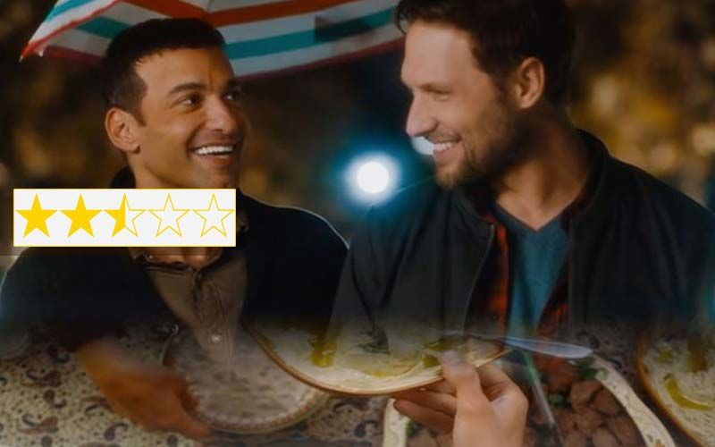 Breaking Fast Movie Review: Starring Haaz Sleiman And Michael Cassidy The Film Is An Over-Cute Gay Rom-Com