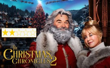 The Christmas Chronicles 2 REVIEW: Strictly For Fans Of Santa's Syrupy Antics